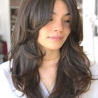 Long hairstyle for girl 2020