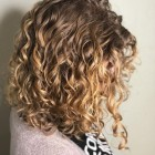 Natural curly hairstyles 2020