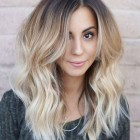 New blonde hair trends 2020