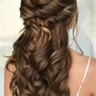 Prom updos for long hair 2020