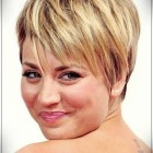 Short haircuts 2020 for round faces