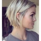 Short hairstyles for thin fine hair 2020