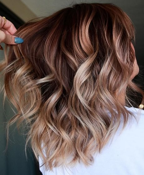 Trendy long hairstyles 2020