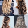 Wedding hairstyles for long hair 2020