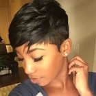 Black hair short cuts 2016