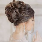 Bridesmaid updos 2016
