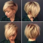 Haircut for short hair 2016
