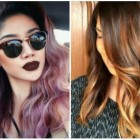Hairstyle and color for 2016