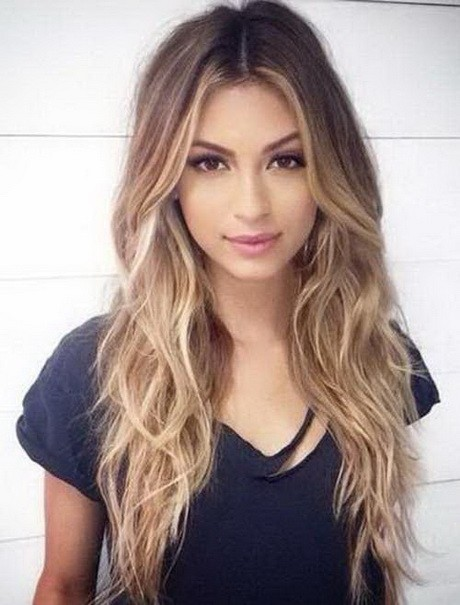 Hairstyles 2016 for long hair