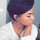 Short black hairstyles 2016
