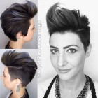 Short haircut styles for women 2016