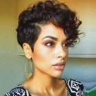 Short hairstyles for curly hair 2016