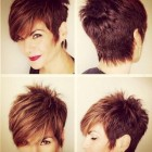 Short hairstyles for women 2016