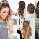 Best hair designs for long hair
