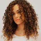 Curly haircuts styles