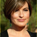 Cute short cuts for round faces
