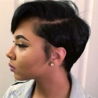 Cute short hairstyles for black girls