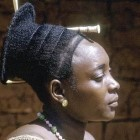 Different african hairstyles
