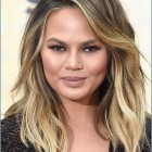Flattering hairstyles for round faces