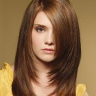 Hair cutting style for round face