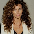 Haircuts for naturally curly long hair