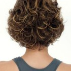 Ladies haircut for curly hair