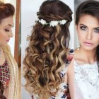 Latest hairdos for long hair