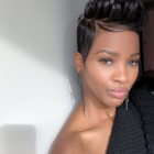 Latest short black hairstyles