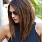 Medium long hair haircuts