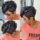 Short hairstyles for african american women
