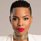 Short hairstyles for black african women