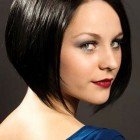 Short straight black hairstyles