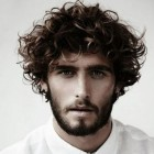 Suitable haircut for curly hair