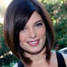 Top haircuts for round faces