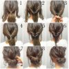 Basic hair up styles