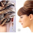 Bridesmaid hair designs