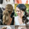 Bridesmaid ponytail hairstyles