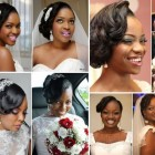 Chief bridesmaid hairstyles