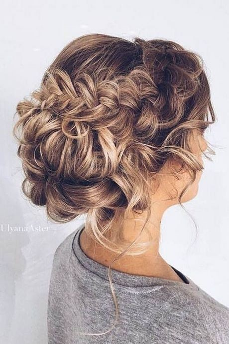 Cute updo hairstyles for prom