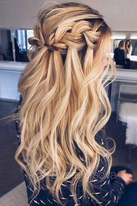 Down do prom hairstyles