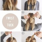 Easy updos for medium hair