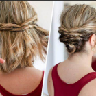 Evening hairstyles 2018