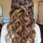 Graduation ball hairstyles