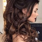 Hair for a wedding