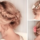 Hair pin ups for medium length hair