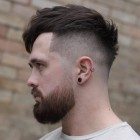 Hair style cut for men