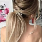 Hairstyle bridesmaid 2018