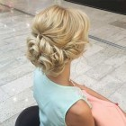 Hairstyle updo 2018