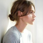 High updos for short hair