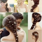 Ladies wedding hairstyles